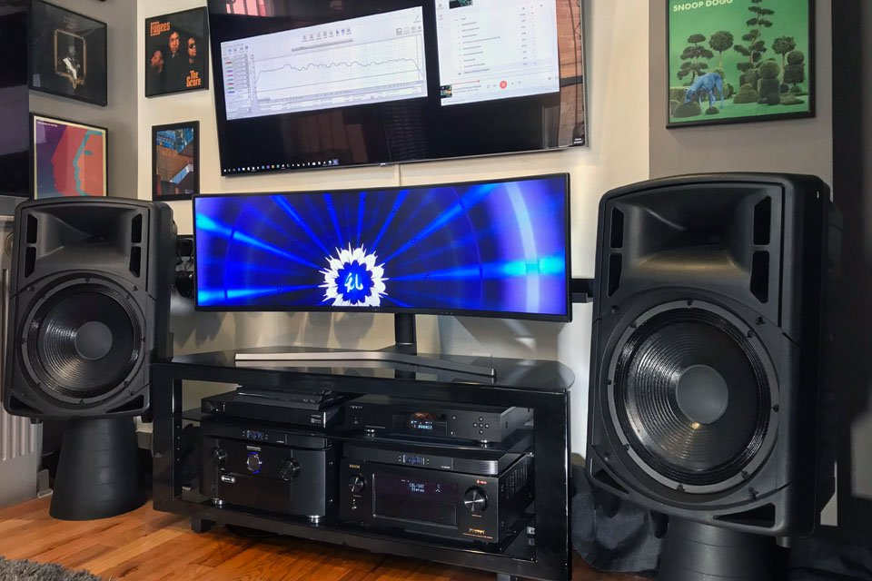 How To: Converting Passive Speakers to Active Speakers