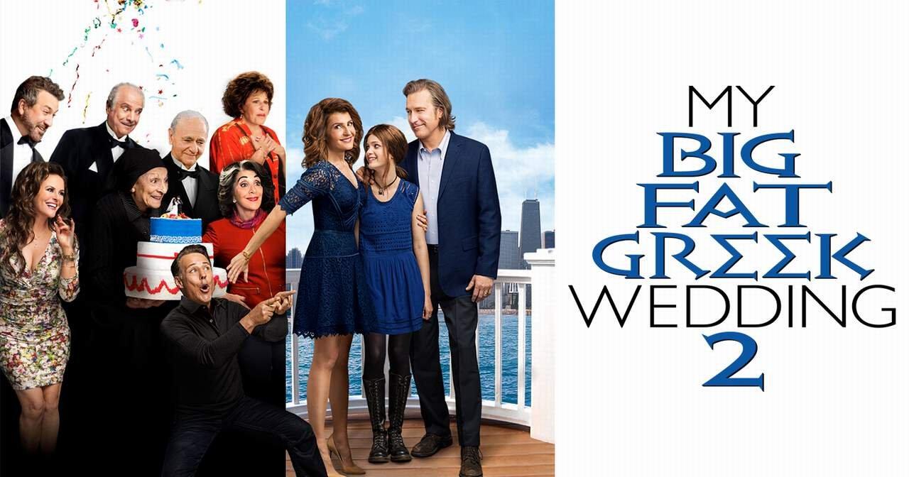 My Big Fat Greek Wedding 2 Blu-ray Review
