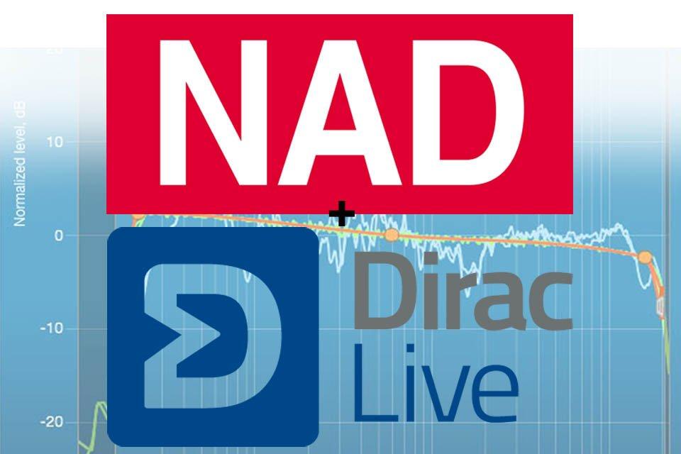 NAD and Dirac Live