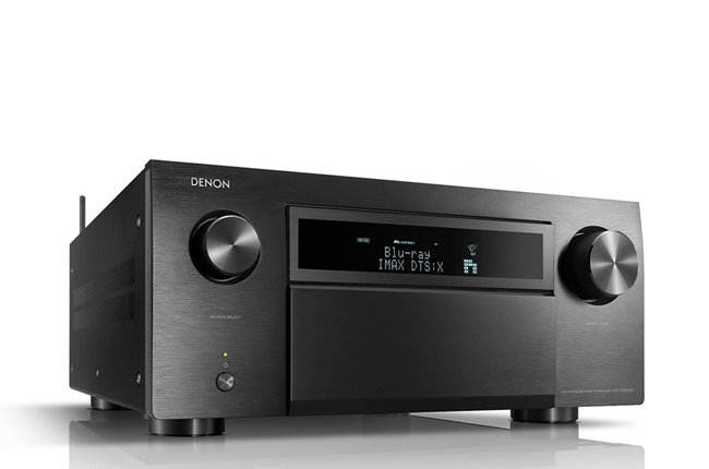 $400 Gift Card with Denon AVR-X8500H Purchase from World Wide Stereo