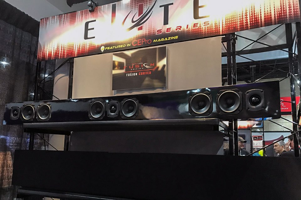 Next Level Acoustics at CEDIA 2017