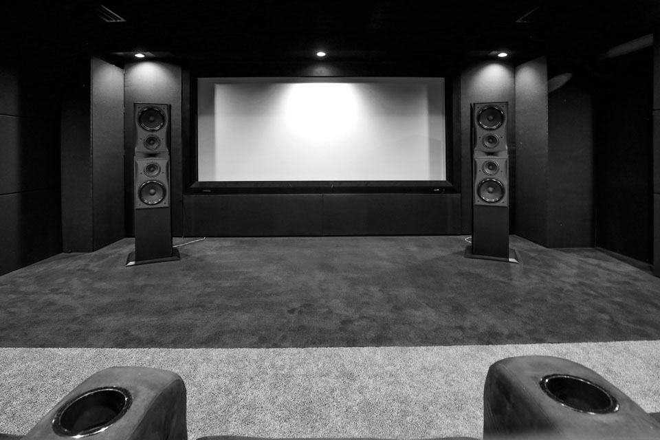 Home Theater of the Month: Oconee Theater