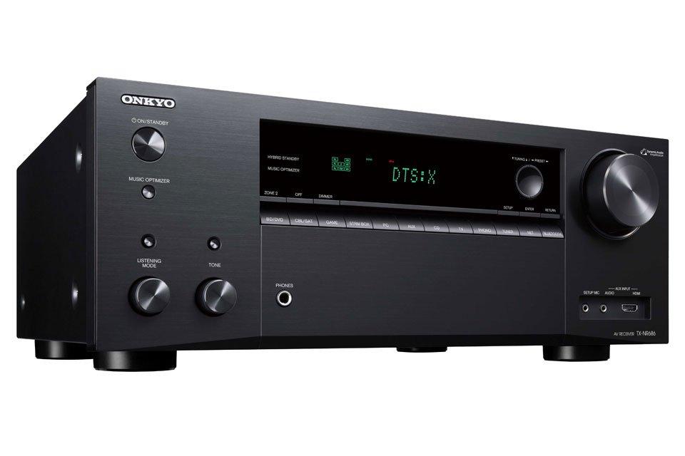 Onkyo TX-NR585 & TX-NR686 7.2 AVRs Unveiled