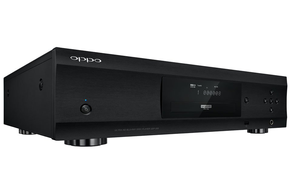 Oppo UDP-205 Universal UHD Blu-ray Player Now Available