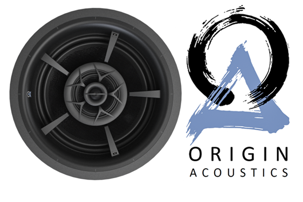 Origin Acoustics Updates Director Series and Composer LCR Architectural Speakers