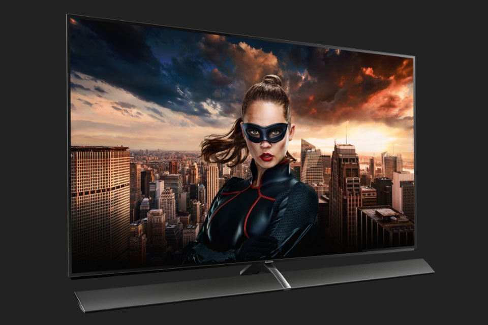 HDTVtest 2017 TV Shootout: Panasonic EZ1002 OLED Takes Top Prize