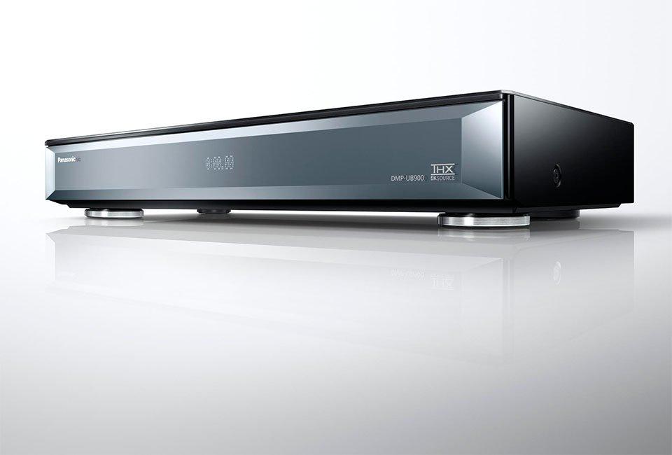 Panasonic DMP-UB900 UHD Blu-ray Player Pricing & Availability