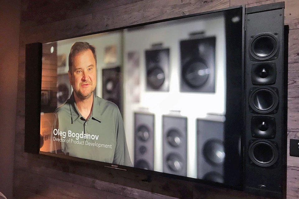 Paradigm Decor Custom Collection Speakers at CEDIA 2017