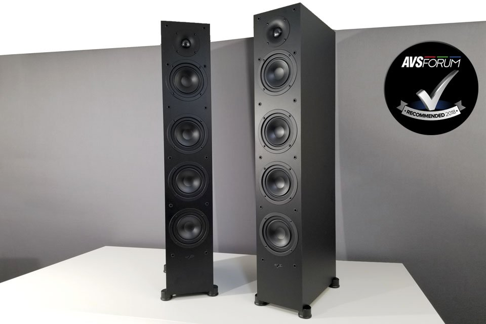 Paradigm Monitor SE 6000F Twer Speakers AVS Forum Review