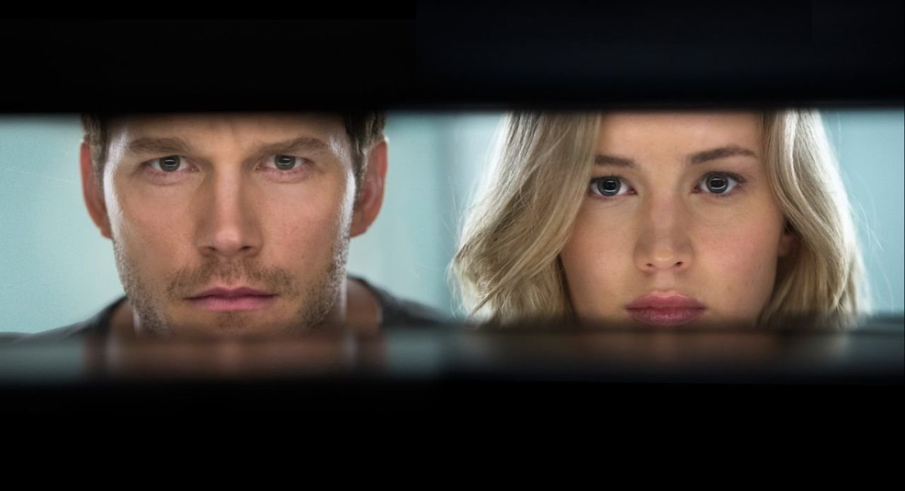Passengers 3D Blu-ray Review