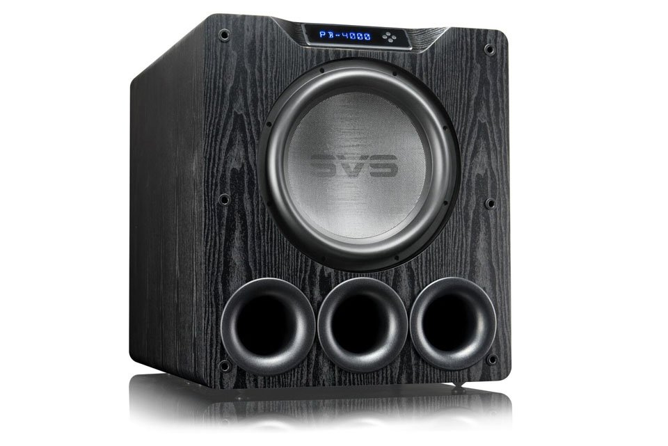 SVS Launches 4000 Series Subwoofers