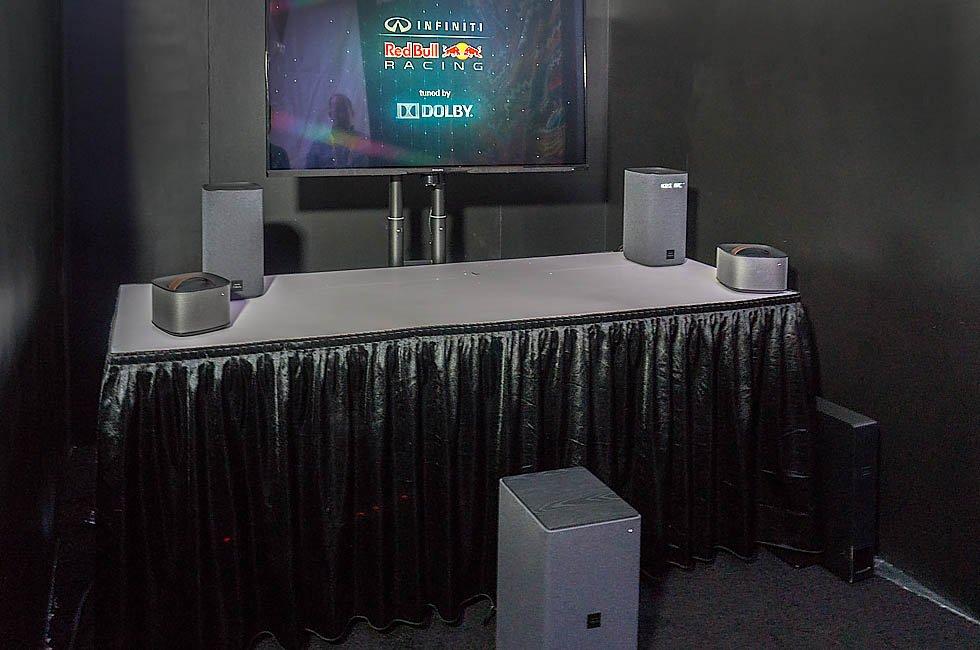 Philips Fidelio E6 Surround System