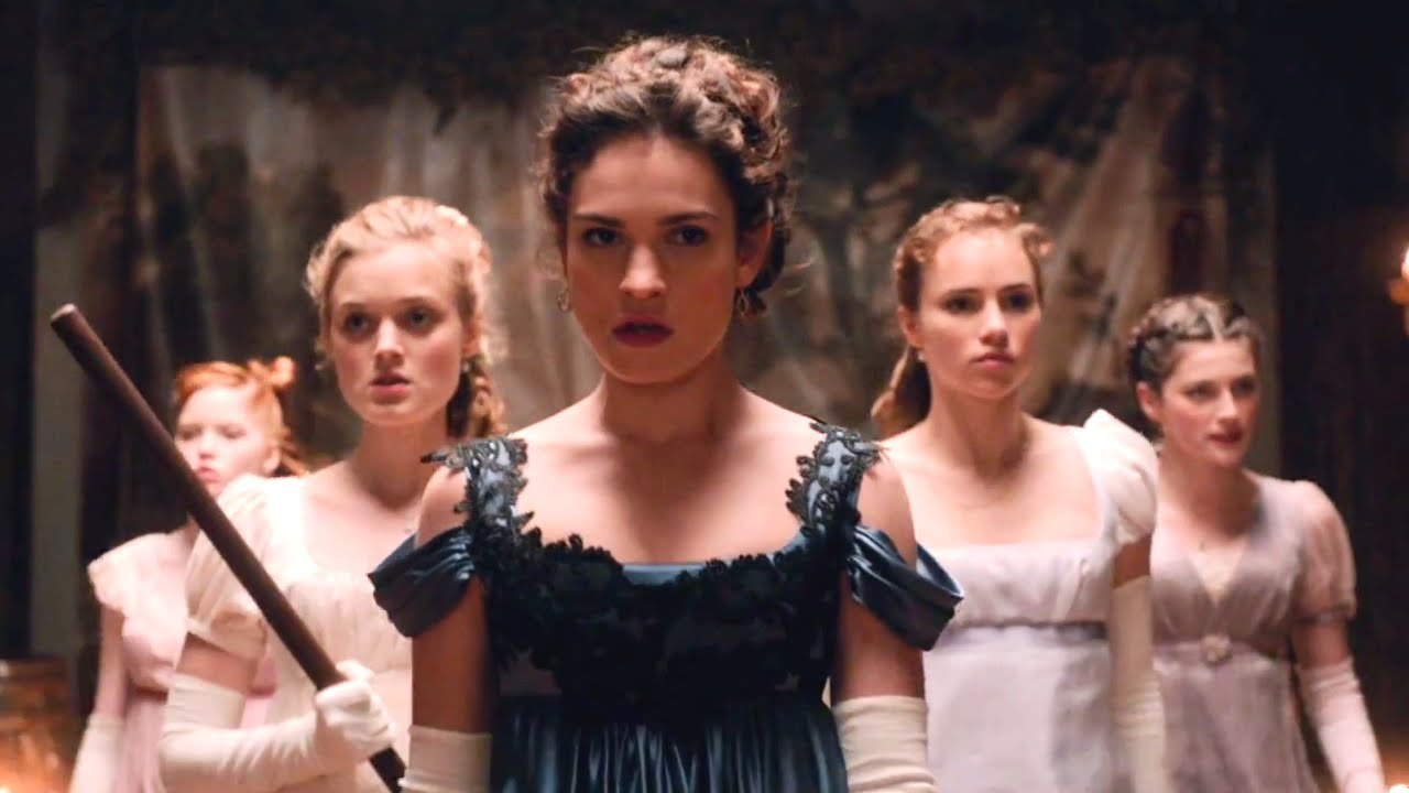 Pride and Prejudice and Zombies Ultra HD Blu-ray Review