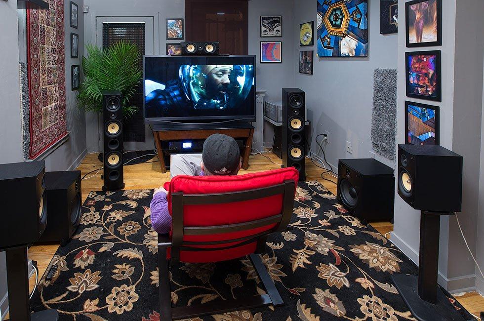 PSB Imagine X 52 Speaker System Review