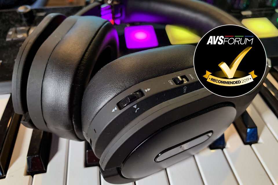 PSB M4U 8 Wireless Noise Cancelling Headphones Review