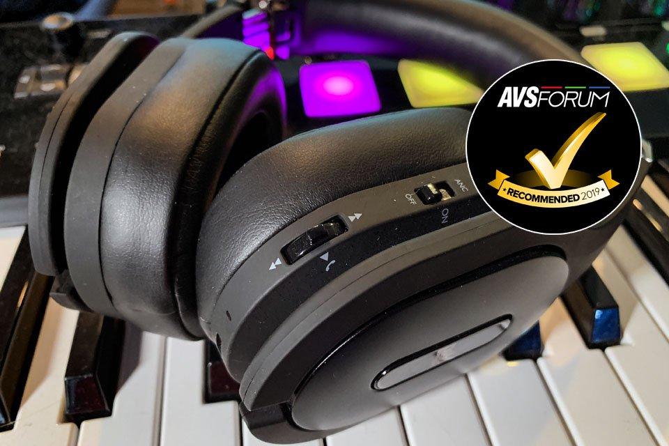 adccef07da8 PSB M4U 8 Wireless Noise Cancelling Headphones Review - AVSForum.com