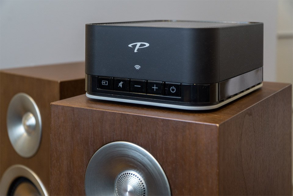 Paradigm PW Amp Play-Fi Networked Two-Channel Amplifier Review