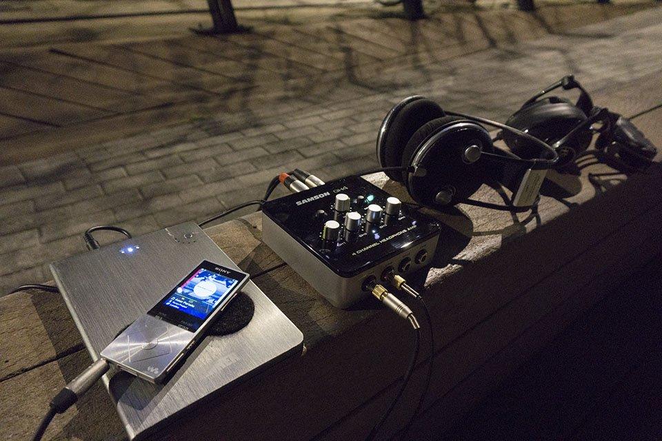 Samson QH4 Portable Kit