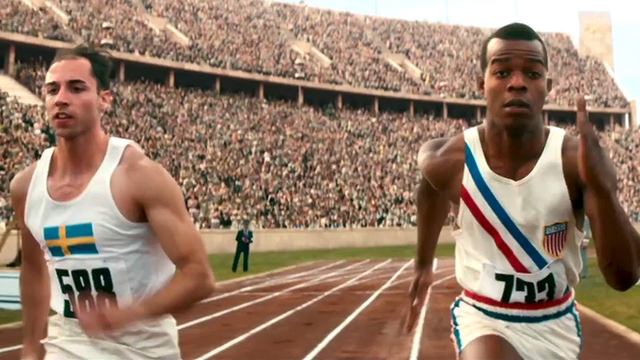 Race Blu-ray Review