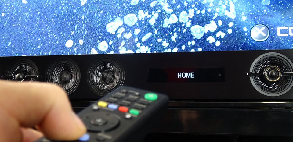 Sony HT-ST5000 soundbar remote