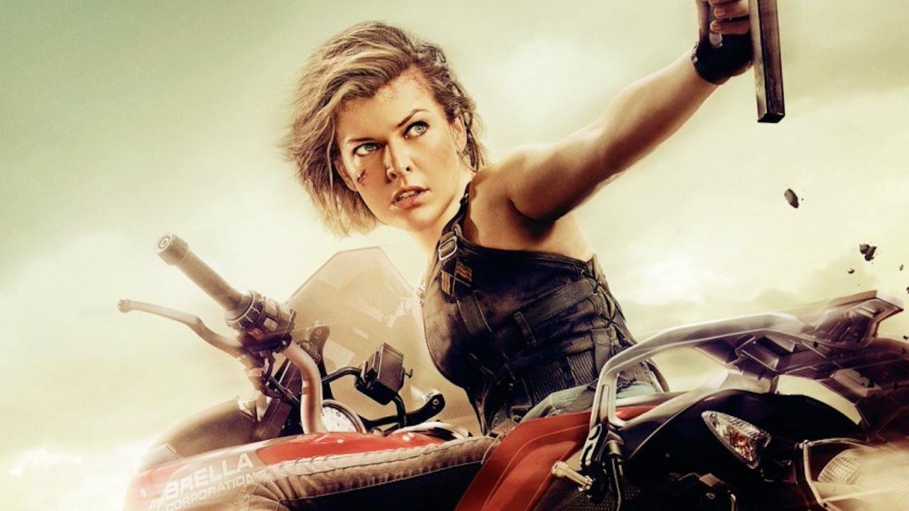 Resident Evil: The Final Chapter Ultra HD Review