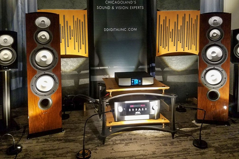AXPONA 2018 Audio Expo: Blog and Recap – Part 3