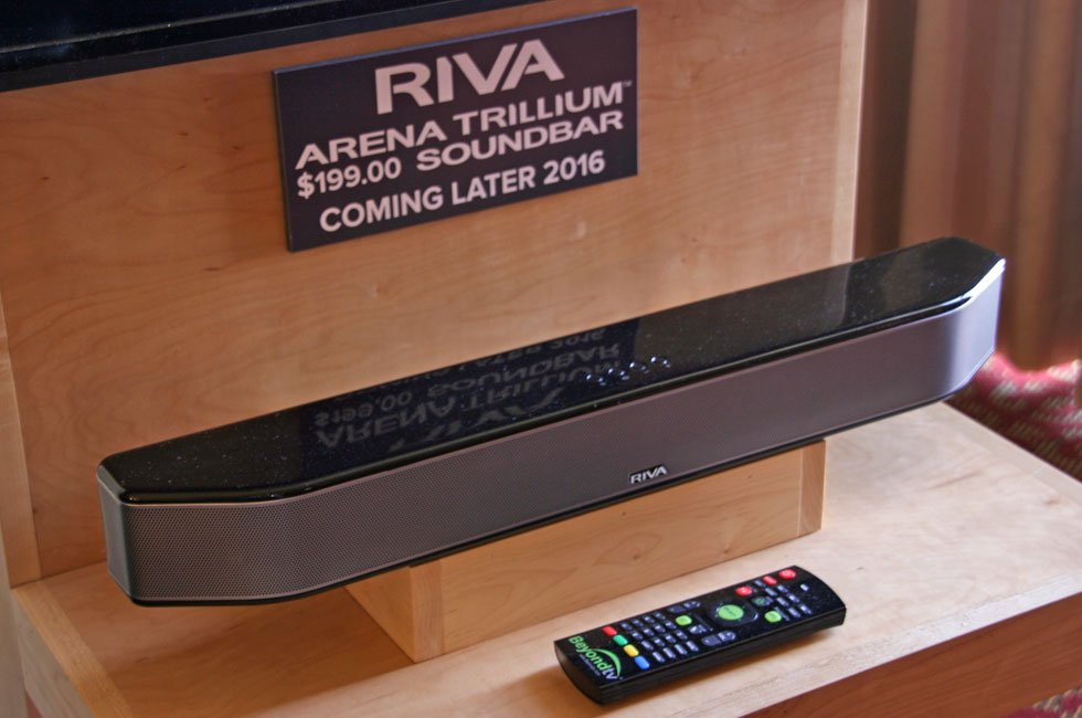 Riva Audio at CES 2016