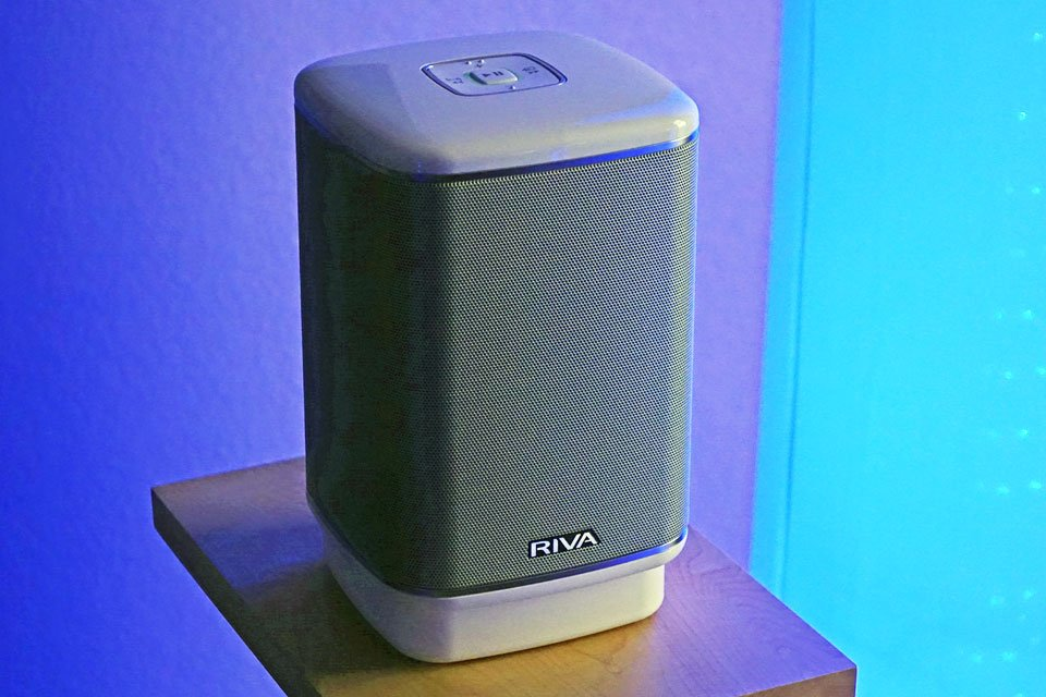 Riva WAND Arena, Festival, TheaterBar Wireless Speakers at CES 2017