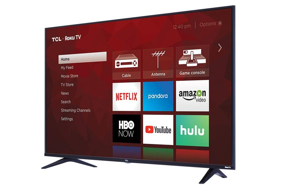 TCL 6 Series Roku TV in Canada