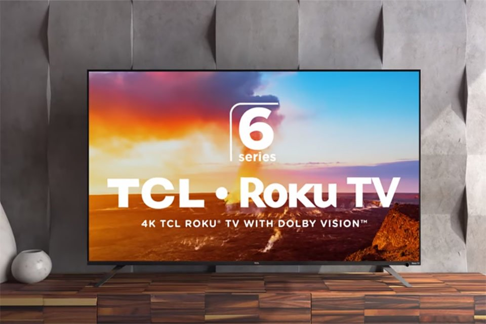 TCL 6-Series 4K HDR Roku TVs Arrive by May 1st