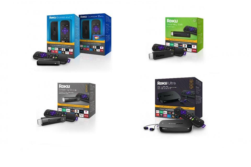 Roku Streamers Receive Major Refresh