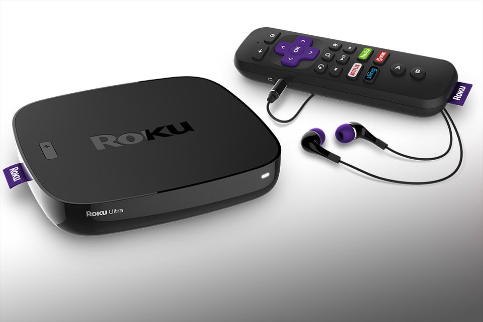 Roku Introduces Five Streaming Video Players Including Roku Ultra