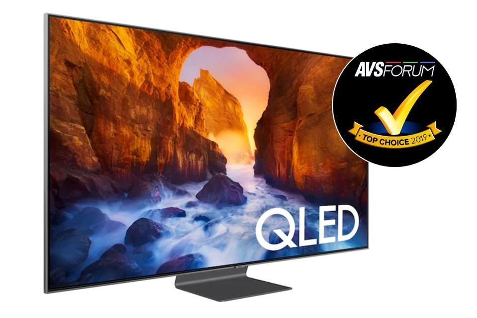 "Samsung 75"" Q90 QLED TV Review"