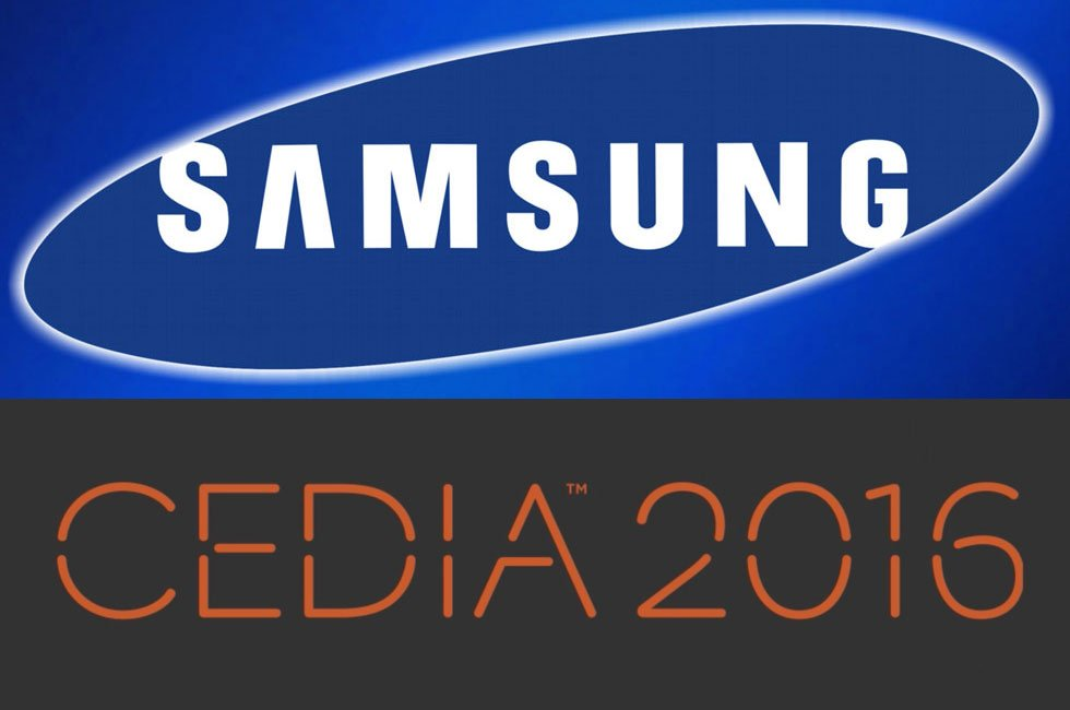 AVS Forum Meetup at Samsung's Booth During CEDIA 2016