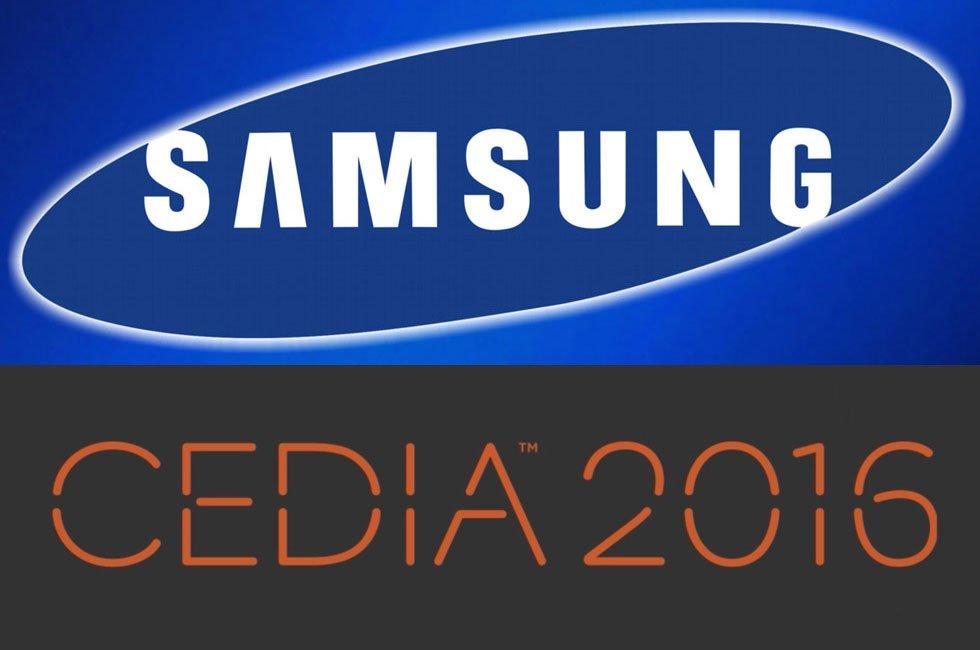 Samsung-CEDIA-Logos