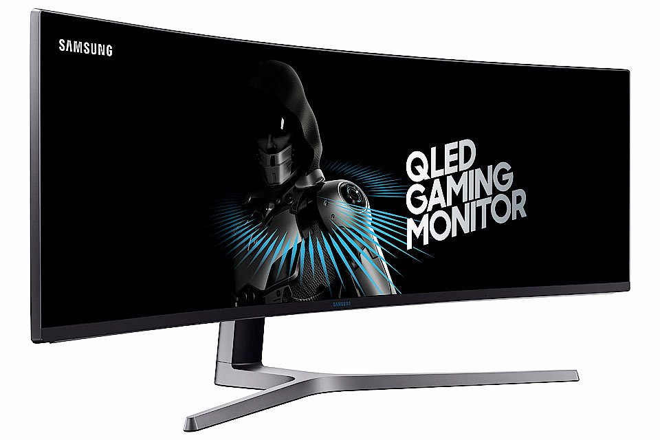 Samsung Unleashes HDR QLED Gaming Monitors Including Ultra-Wide 49″ Model