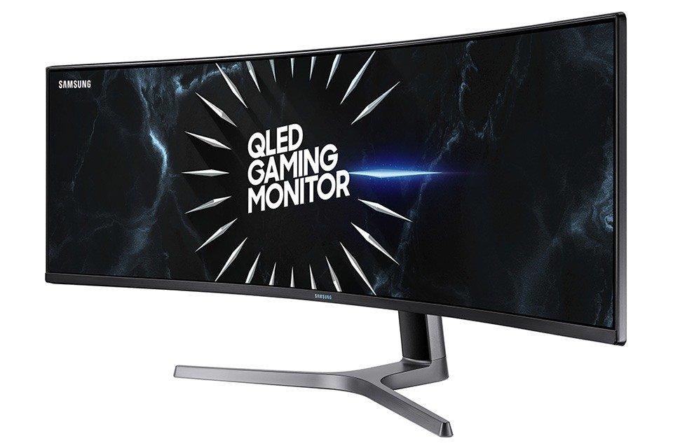 """samsung crg9 49"""" 120hz freesync monitor"""