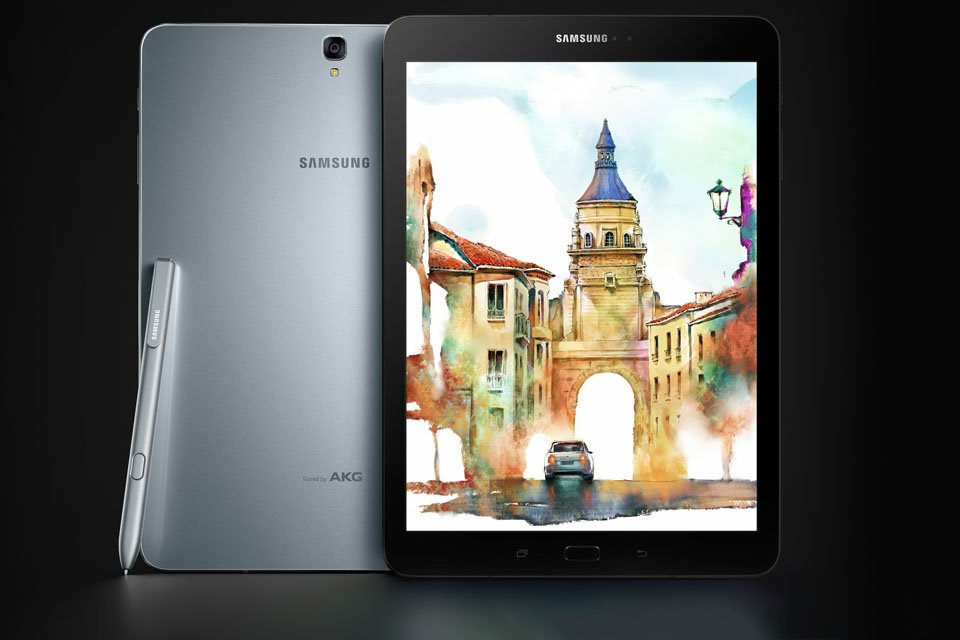 Samsung galaxy Tab S3 HDR Android tablet