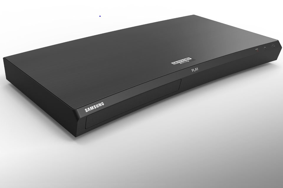 Samsung Unveils M9500 UHD Blu-ray Player Ahead of CES 2017