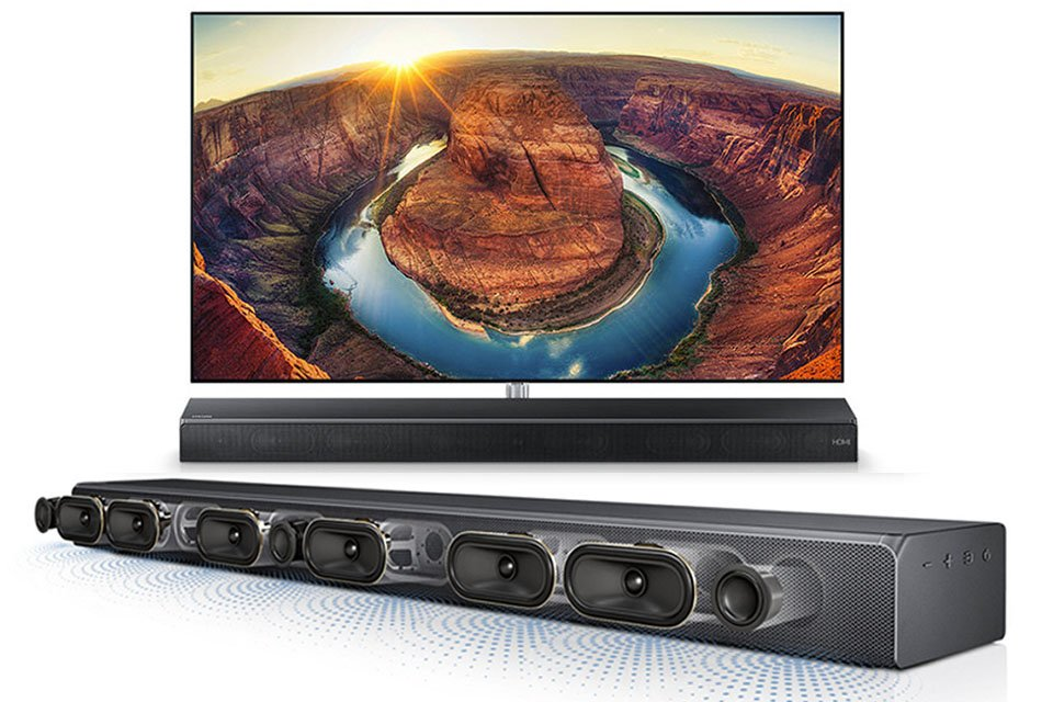 Samsung MS650 42 Inch soundbar
