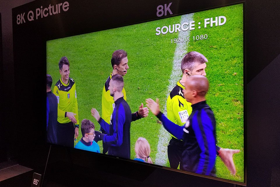 8K TV is Coming: What You Need to Know