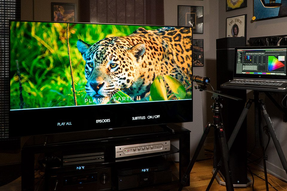 Samsung Q9F 65″ QLED HDR TV Review