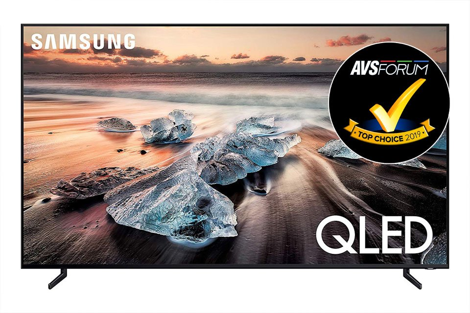 "82"" Q900 8K QLED Hands On Review"