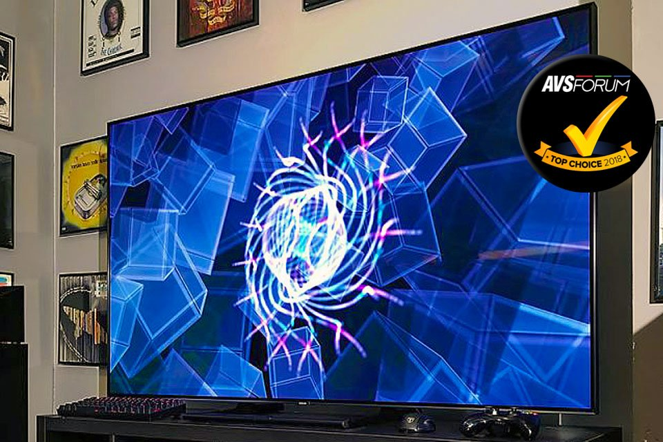 Review: 2018 Samsung Q9F 65″ QLED 4K HDR TV - AVSForum com