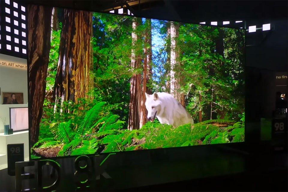 Samsung 8K QLED TVs at CES 2019 - AVSForum com