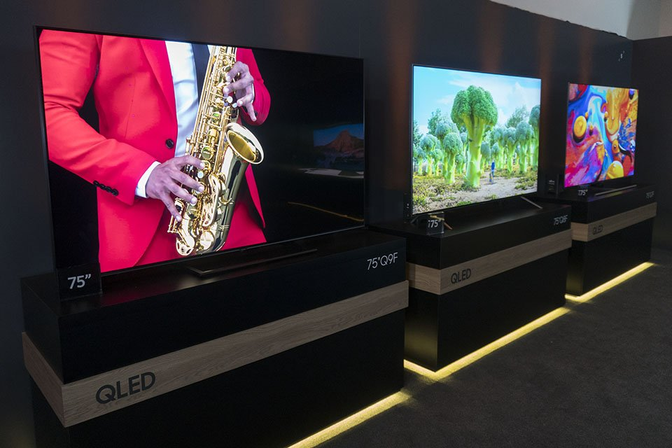 2018 Samsung TVs and Soundbars Unveiled (Updated with Pricing)