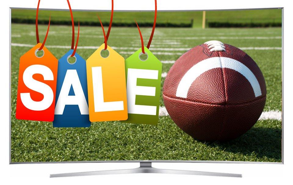 Super Bowl Brings Best Buy Sale Prices on Samsung 4K TVs