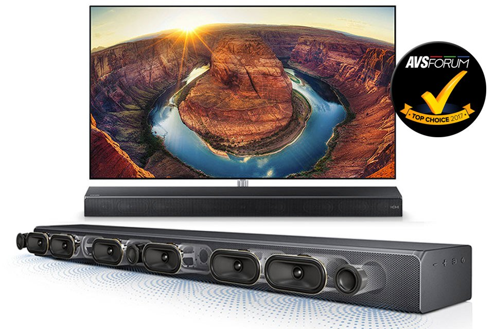 Samsung Sound+ HW-MS650 Soundbar Top Choice