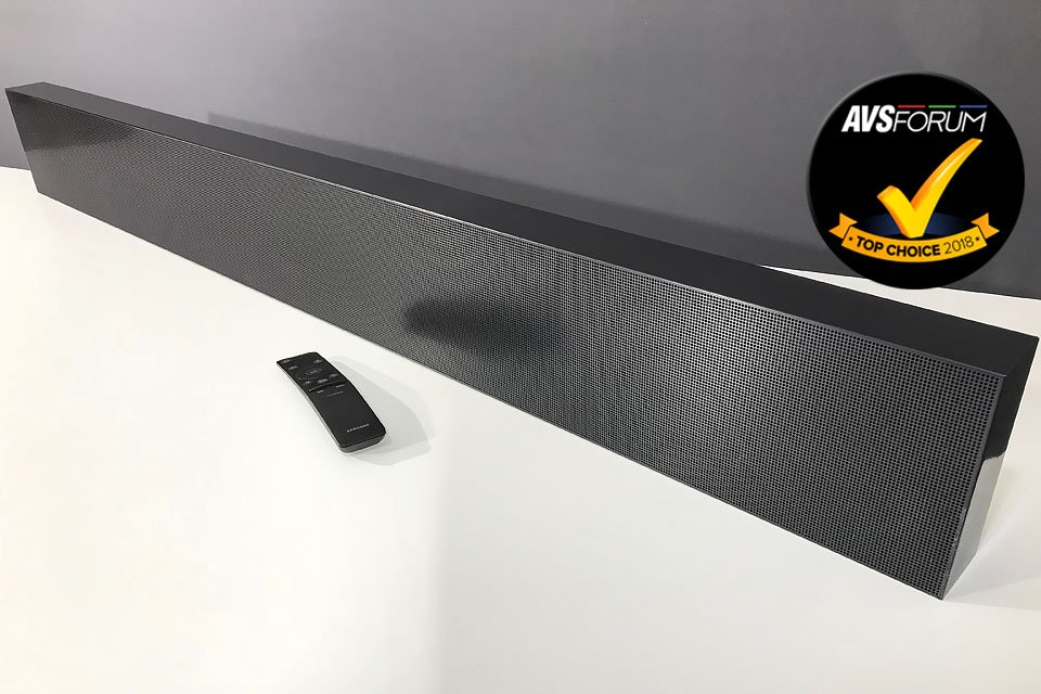 Samsung Sound+ HW-NW700 Soundbar Homepage Review