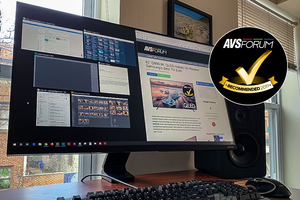 Samsung 32″ 4K Space Monitor Review